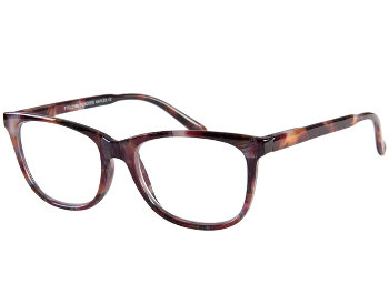 Zara (Brown) Fashion Reading Glasses