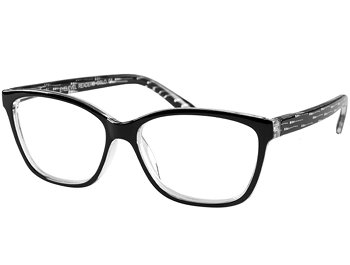 Courtney (Black) Cat Eye Reading Glasses