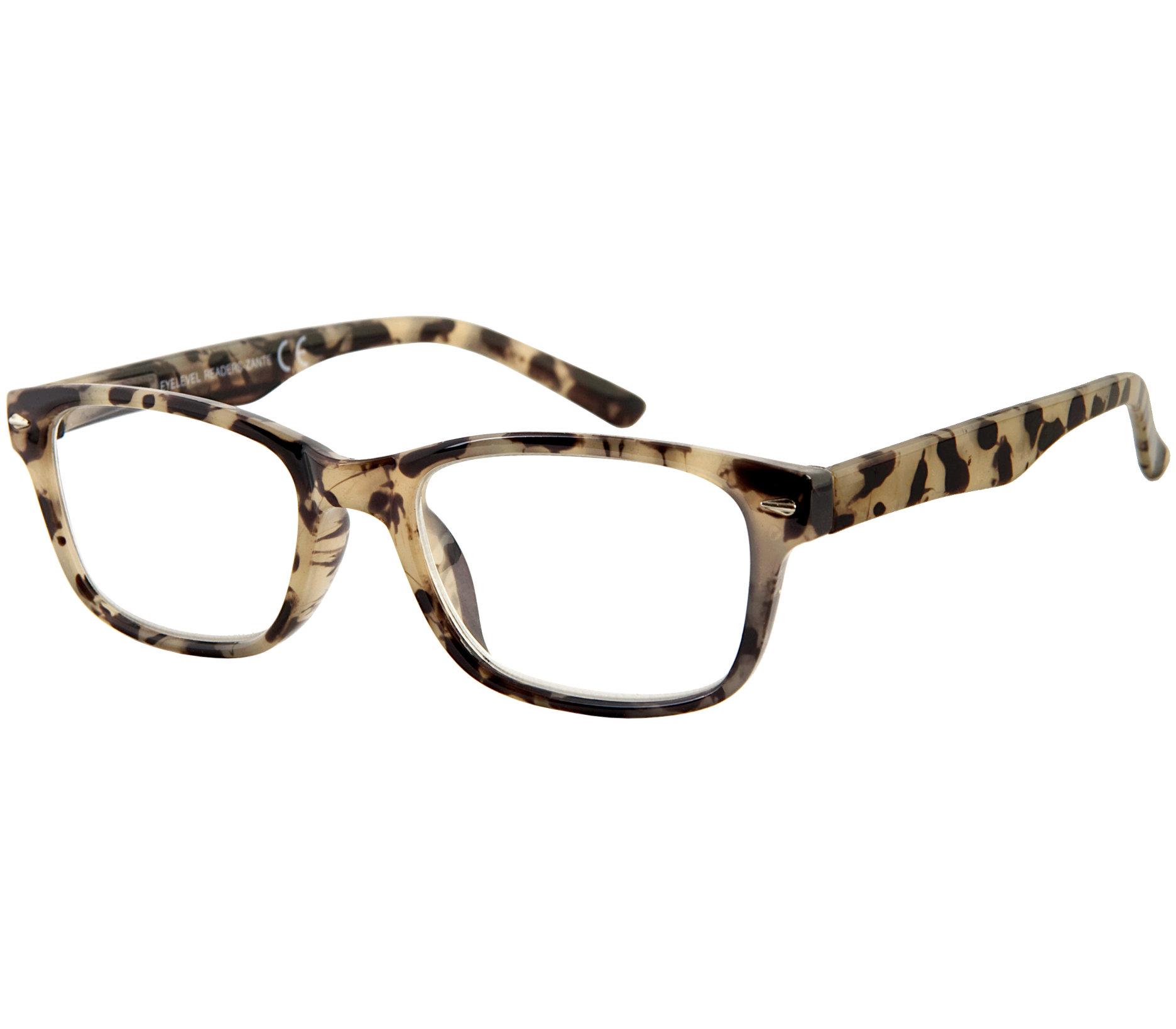 Main Image (Angle) - Zante (Tortoiseshell) Classic Reading Glasses