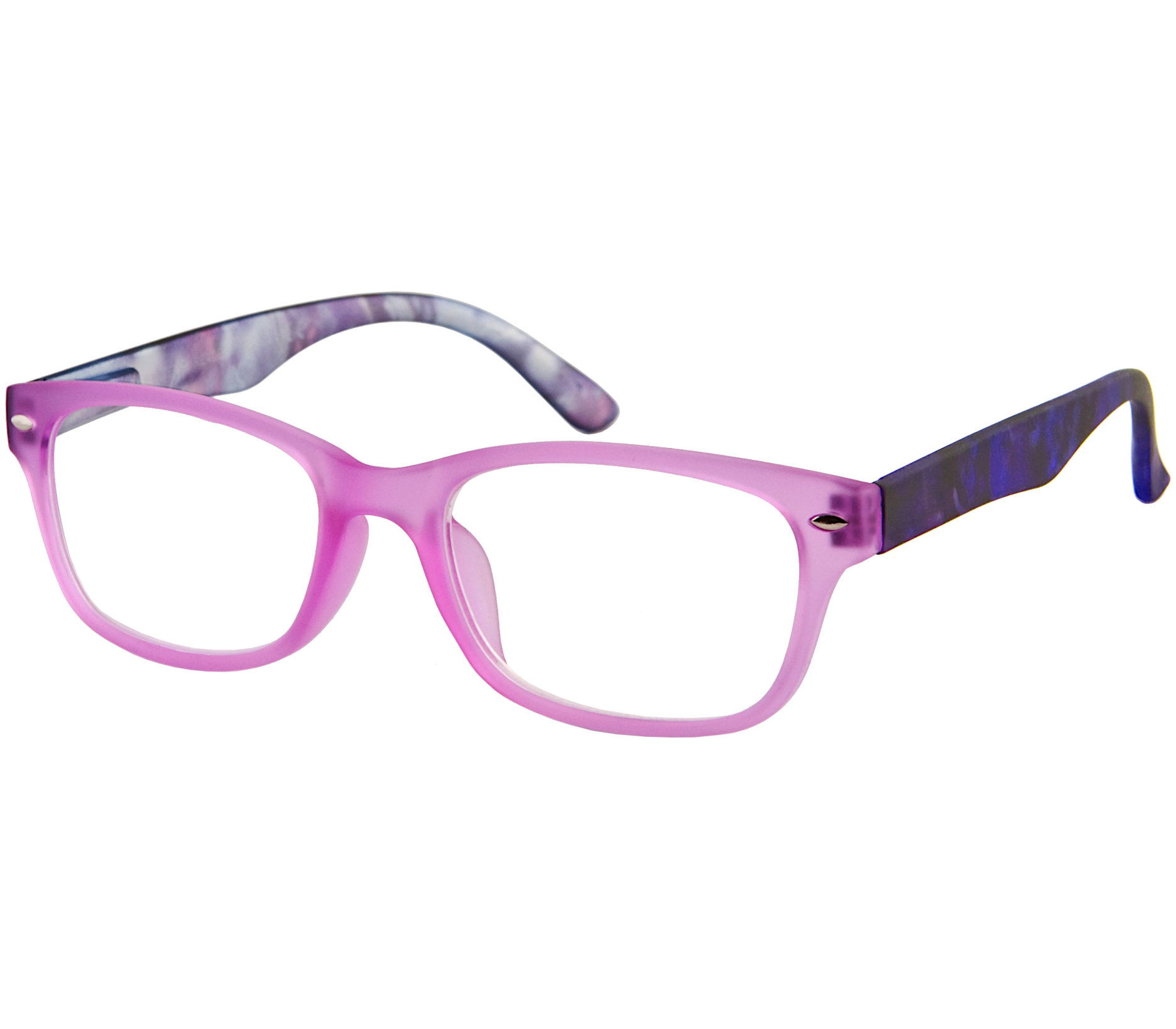 Main Image (Angle) - Freedom (Pink) Fashion Reading Glasses