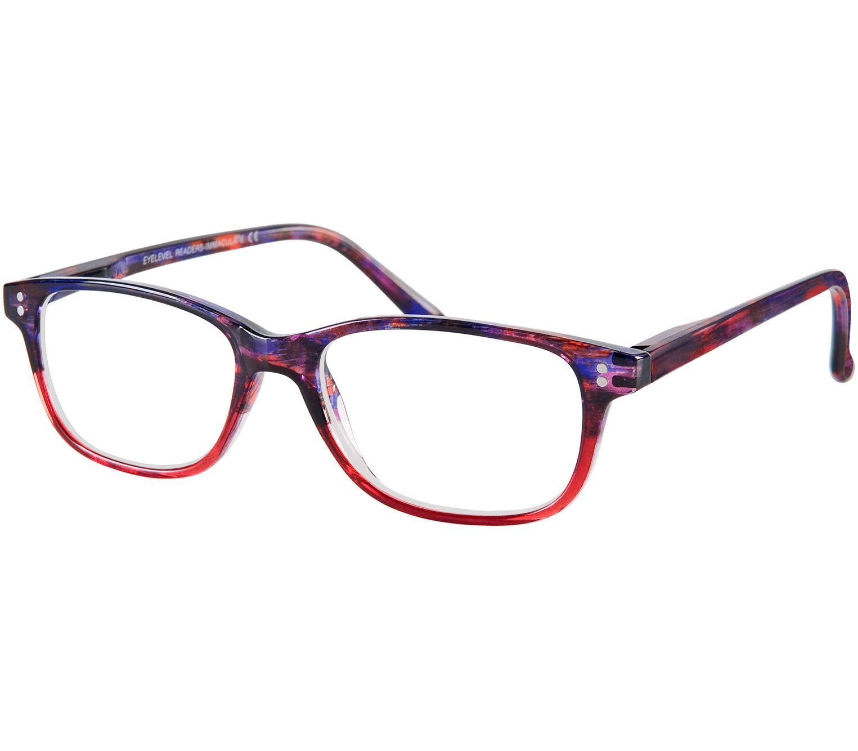 Main Image (Angle) - Sugar (Multi-coloured) Fashion Reading Glasses