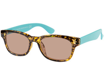 Ohio (Tortoiseshell) Retro Sun Readers