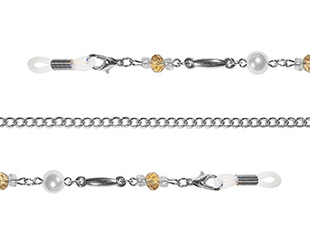 Reflex (Silver) Glasses Chains Accessories - Thumbnail Product Image