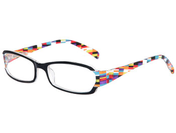 Mozaic (Multi-coloured) Fashion Reading Glasses