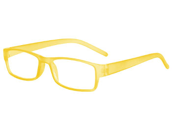 Sol (Yellow) Fashion Reading Glasses